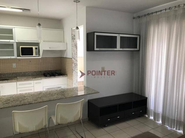 Apartamento com 2 dormitórios 1 vaga, à venda, 55 m² Jardim Goiás - Goiânia/GO - Foto 9
