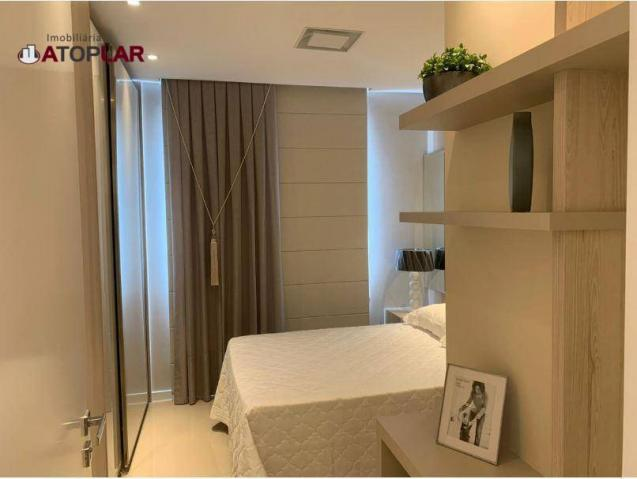 Apartamento garden com 3 dormitórios à venda, 208 m² por r$ 1.230.000,00 - pioneiros - bal - Foto 7