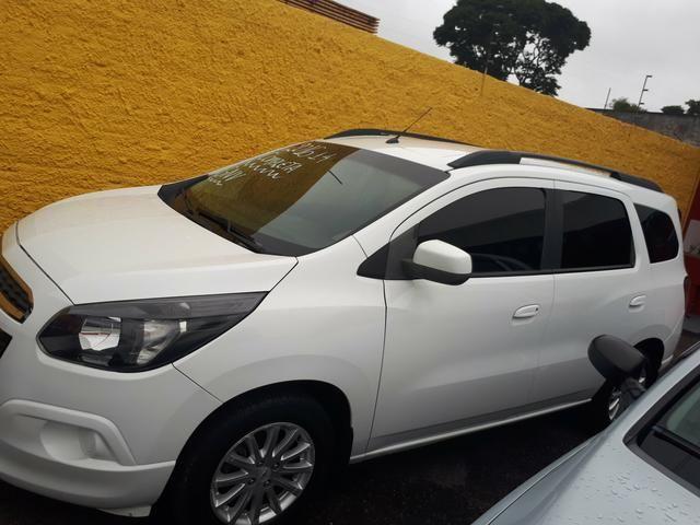 Chevrolet/spin 1.8l MT lt ano 2016 - Foto 2