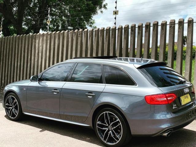 Audi a4 avant s-line 1.8 170cv tsfi multitronic cvt - Foto 4