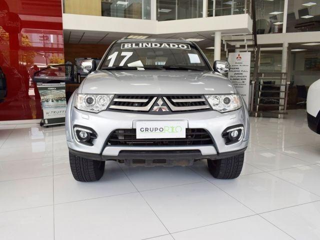 Pajero Dakar HPE 3.2 180 CV - Diesel 4x4 ( Blindado ) 2017 - Foto 16