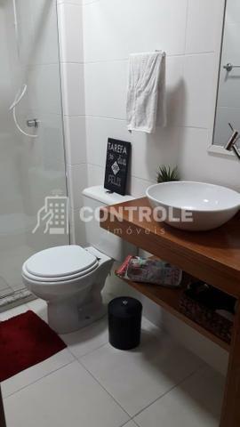 (W) Apartamento 02 dormitórios semi-mobiliado, em Jardim cidade, São José. - Foto 4