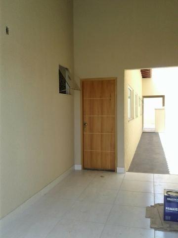 Linda Casa, 3Q, suite, 90m2, no Residencial Solar Central Park - Ap. de Goiânia R$ 175.000 - Foto 3