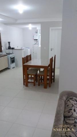 Apartamento à venda com 2 dormitórios em Ingleses do rio vermelho, Florianópolis cod:9407 - Foto 5