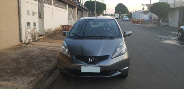 Honda Fit LXL 2010 - ipva total pago - Foto 7