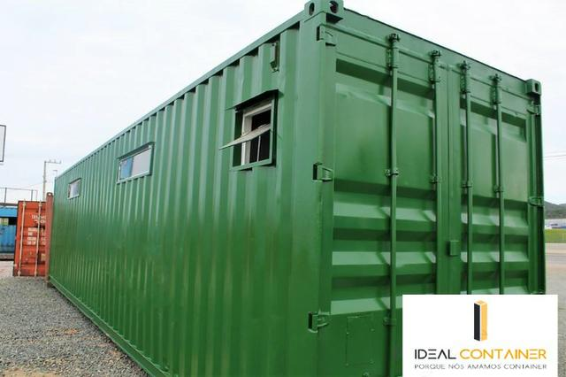 Casa Container 30m² com Super Desconto - Foto 3