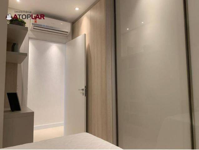 Apartamento garden com 3 dormitórios à venda, 208 m² por r$ 1.230.000,00 - pioneiros - bal - Foto 12