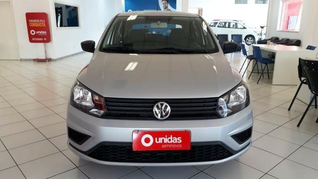 VW Gol 1.0 Mpi Completo+Mídia *IPVA 2020 PAGO - Foto 2