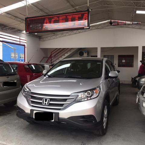 CRV 2012/2012 2.0 LX 4X2 16V GASOLINA 4P AUTOMÁTICO - Foto 4