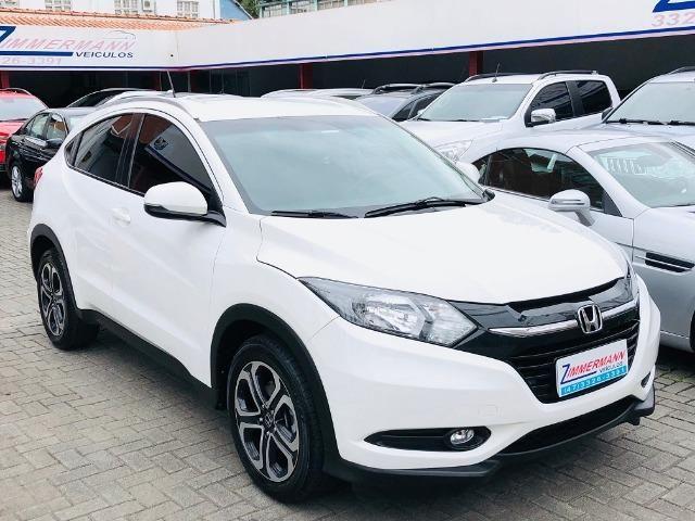 Honda HR-V EX cambio CVT 2016 único dono - Foto 5