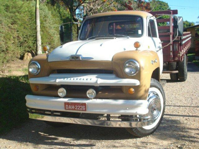 Caminhão chevrolet Brasil - Foto 3