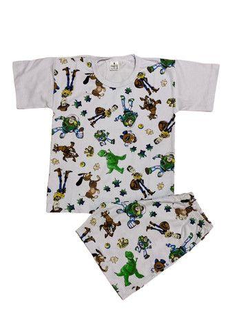 Pijama Infantil Toy Story - Calor - Foto 3