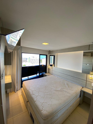 Belíssimo apartamento com vista mar 4/4 - Pronto para morar - Foto 18