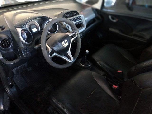 Honda Fit 2010 Lx Flex completo recuperado. - Foto 9