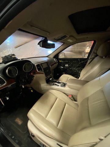 Sucata peças Jeep Grand Cherokee 2013 - Foto 5