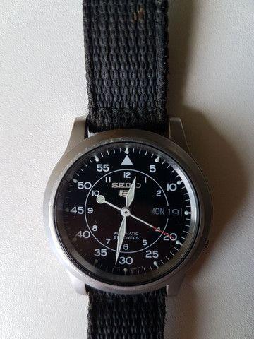 Relógio automático Seiko - Foto 4