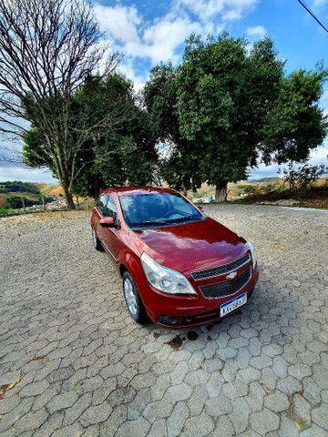 Chevrolet Agile 1.4 LTZ Top Linha c/ GNV MUITO NOVO! DOC OK TODO REVISADO