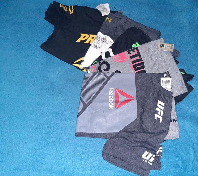 Camisas Originais MMA_ JIU JITSU_ MUAYTHAI_UFC _ PRETORIAN_ VENUM_ JUSTICEIRO_ BLACK SKULL