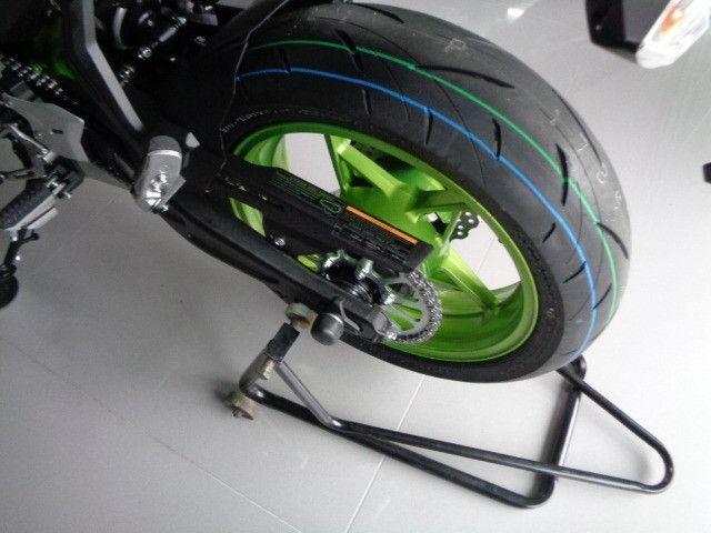 Kawasaki Z 650 ABS Preta 2021 - Foto 10