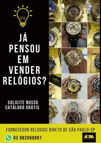 Relógios - Fornecedor De São Paulo - Foto 5