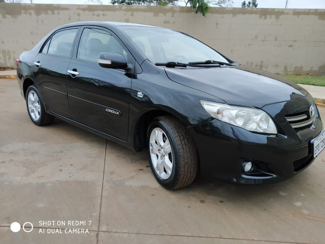 Corolla XEI 2011 com multimídia