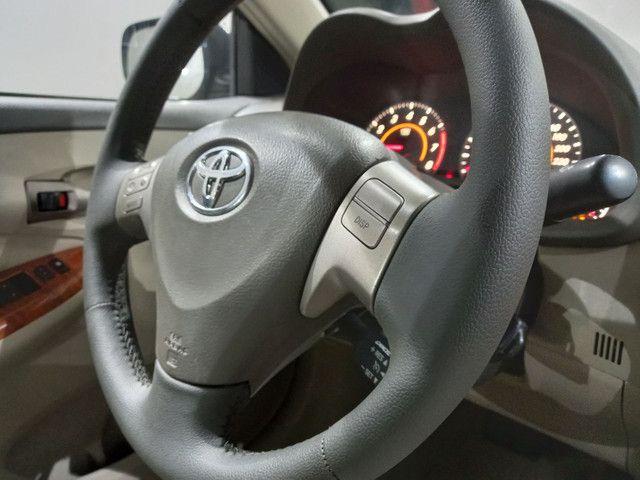 Corolla 1.8 Seg 2010 Automático  - Foto 11