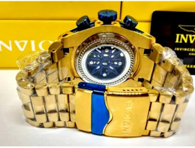 ??INVICTA ZEUS BOLT SKELETON + Brinde Corrente Cartier 70cm e Pulseira 22cm?? - Foto 3