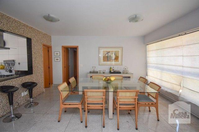 Apartamento à venda com 4 dormitórios em Santo antônio, Belo horizonte cod:103210 - Foto 5