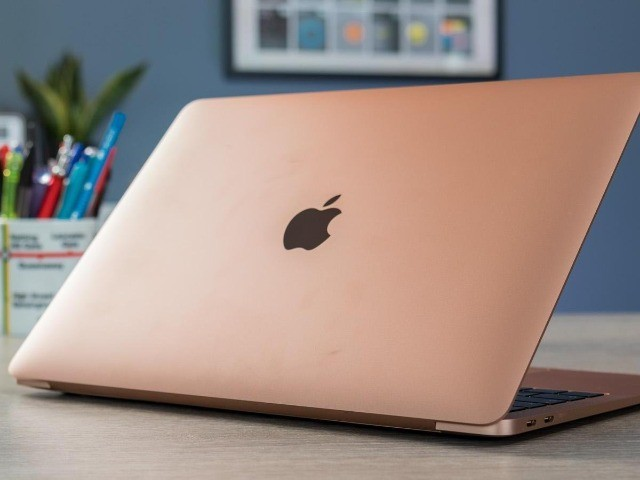 Apple Macbook Air 13,3 2020 Intel I3 8gb 256gb - Gold - Garantia Até Maio/2022 - Foto 2