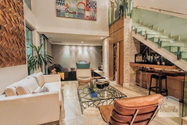 Casa à venda com 4 dormitórios em Bandeirantes, Belo horizonte cod:266690