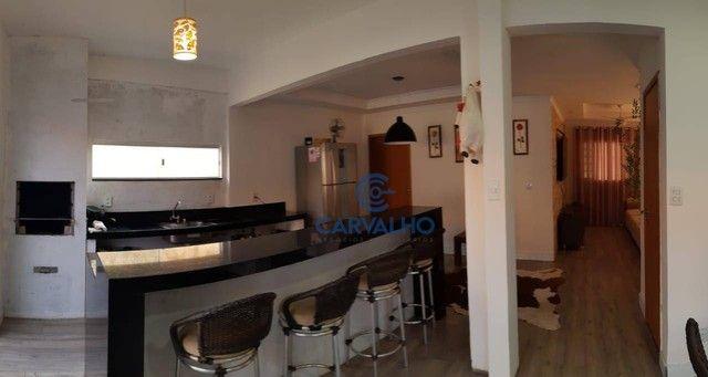 Sobrado com 3 dormitórios à venda, 226 m² por R$ 480.000,00 - Parque Residencial Tropical  - Foto 10
