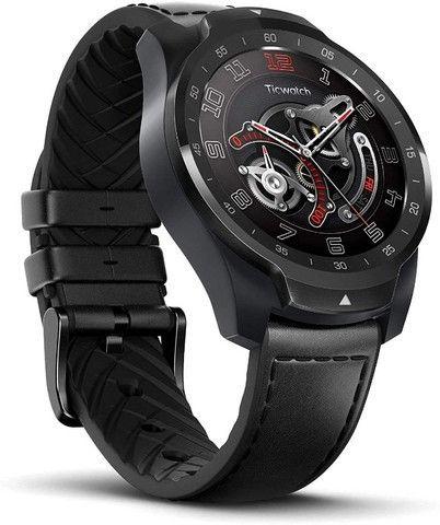 Relogio Smartwatch Mobvoi Ticwatch Pro Liq. Metal Silver 45mm Xiaomi