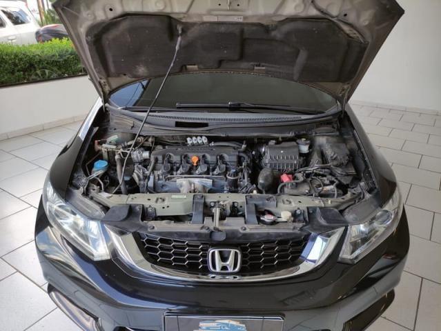 HONDA CIVIC LXR 2.0 FLEXONE 16V AUT. - Foto 15
