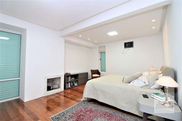 Casa à venda com 4 dormitórios em Mangabeiras, Belo horizonte cod:236329 - Foto 10