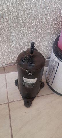 Motor de ar condicionado