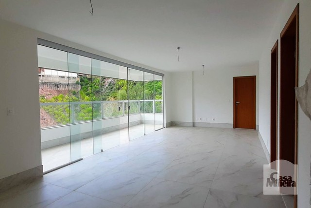 Apartamento à venda com 4 dormitórios em Luxemburgo, Belo horizonte cod:271942 - Foto 2