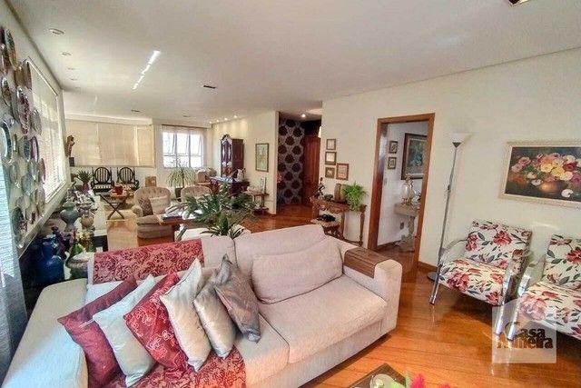 Apartamento à venda com 4 dormitórios em Serra, Belo horizonte cod:316296