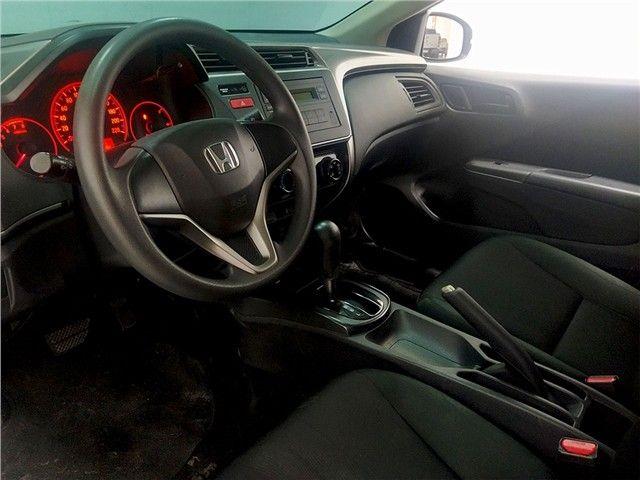 Honda City 2015 1.5 lx 16v flex 4p automático - Foto 4