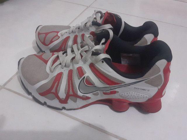 Nike shox turbo original n° 43 Curitiba