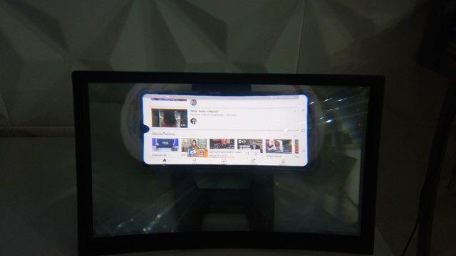 Tela 3d de aumento 14 polegadas  - Foto 5