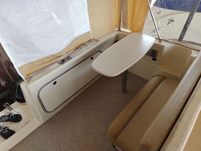 Lancha bayliner 2655 motor mercruiser injetado - Foto 15
