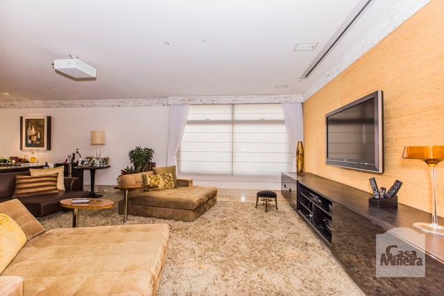 Apartamento à venda com 5 dormitórios em Serra, Belo horizonte cod:105840 - Foto 4