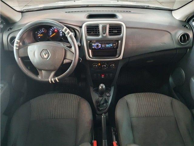 Renault Logan 2019 1.0 12v sce flex authentique manual - Foto 13