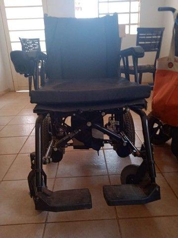 Cadeiras de rodas eletrônica - Foto 2