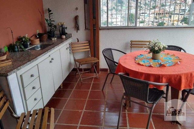 Apartamento à venda com 4 dormitórios em Santa efigênia, Belo horizonte cod:266022 - Foto 9