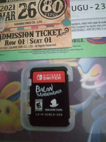 Balan Wonderworld para Nintendo Switch - Foto 2