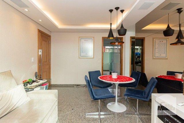 Apartamento à venda com 3 dormitórios em Serrano, Belo horizonte cod:279648 - Foto 3