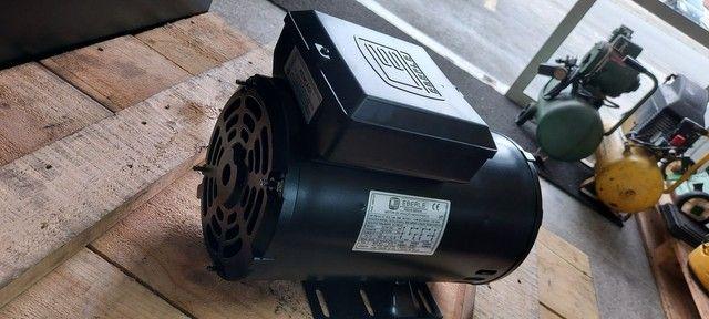 Motor 5 cv alta rotação Monofasico  - Foto 2