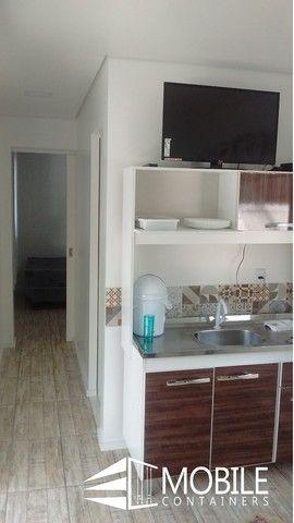Casa container, pousada, kit net, plantao de vendas escritorio em Sorocaba - Foto 5