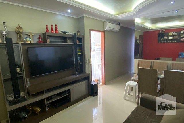 Apartamento à venda com 3 dormitórios em São joão batista, Belo horizonte cod:278432